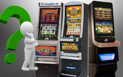 Gioco slot machine bar
